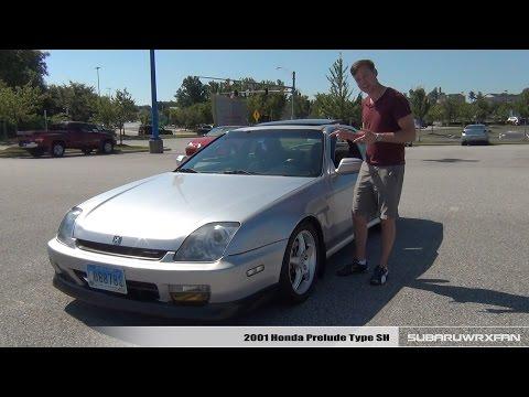 Review: 2001 Honda Prelude Type SH