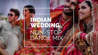 Bollywood DJ | Indian Wedding Dance Non-Stop Mix | Dance Hits 2019 | New Jersey, USA