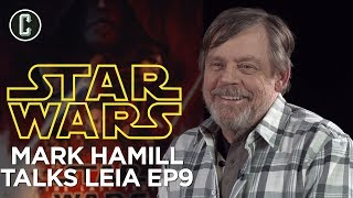 Mark Hamill on Whether They Should Recast Carrie Fisher in Star Wars: Episode IX
