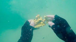 💍 Подводный поиск на Азове. НАШЁЛ!!! /HD(Подводный поиск на Азове. НАШЁЛ!!! /HD Underwater search on the Azov. FOUND!!! / HD Next Video: https://youtu.be/vXjgXb2KT5g ▽▽▽Find me ..., 2016-11-11T06:26:03.000Z)