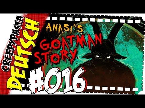 Anasi's Goatman Story - German Creepypasta nach einer wahren Gruselgeschichte - Creepypasta Deutsch