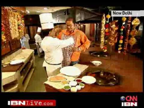 pt.1 Secret Kitchen tastes Delhi's street food, high food