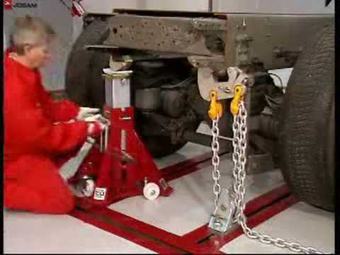 Josam Vertical Presses Hooks Chains And Chain