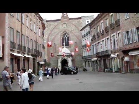 Shopping Streets, Perpignan, France