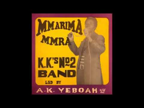 K. K.'s No. 2 Band – Mmarima Mmra FULL Album 70's Ghana Afrobeat,Funk,Soul,Highlife Music