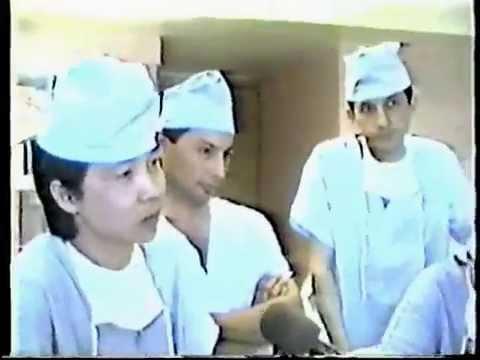 Surgery Center, Tashkent 1992