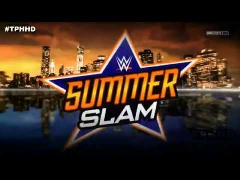 WWE: SummerSlam 2015 | Official Theme Song...