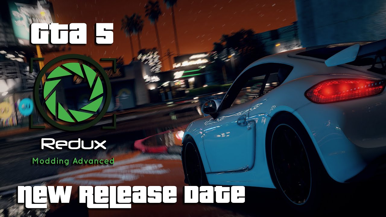 Stunning GTA 5 Redux mod delayed after creator hacked