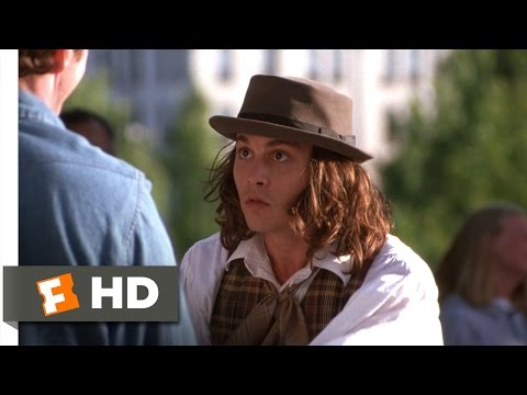 Benny & Joon (8/12) Movie CLIP - The Troublesome Hat (1993) HD
