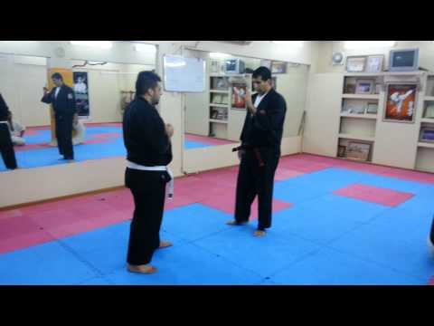 Kajukenbo bahrain - technique