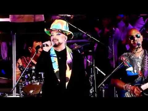 """Culture Club """"Life On Mars/Time (Clock Of The Heart)"""""""