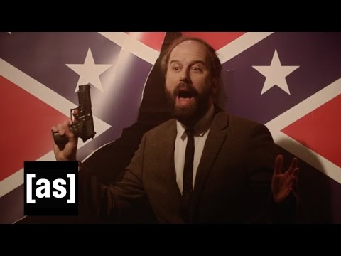 Brett Gelman's Dinner in America  Adult Swim