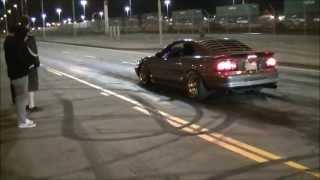 Bay Area Street Racing l El Tamarindo, SVT Cobra , Turbo Civic Hatch, C63 AMG, LSx RX7