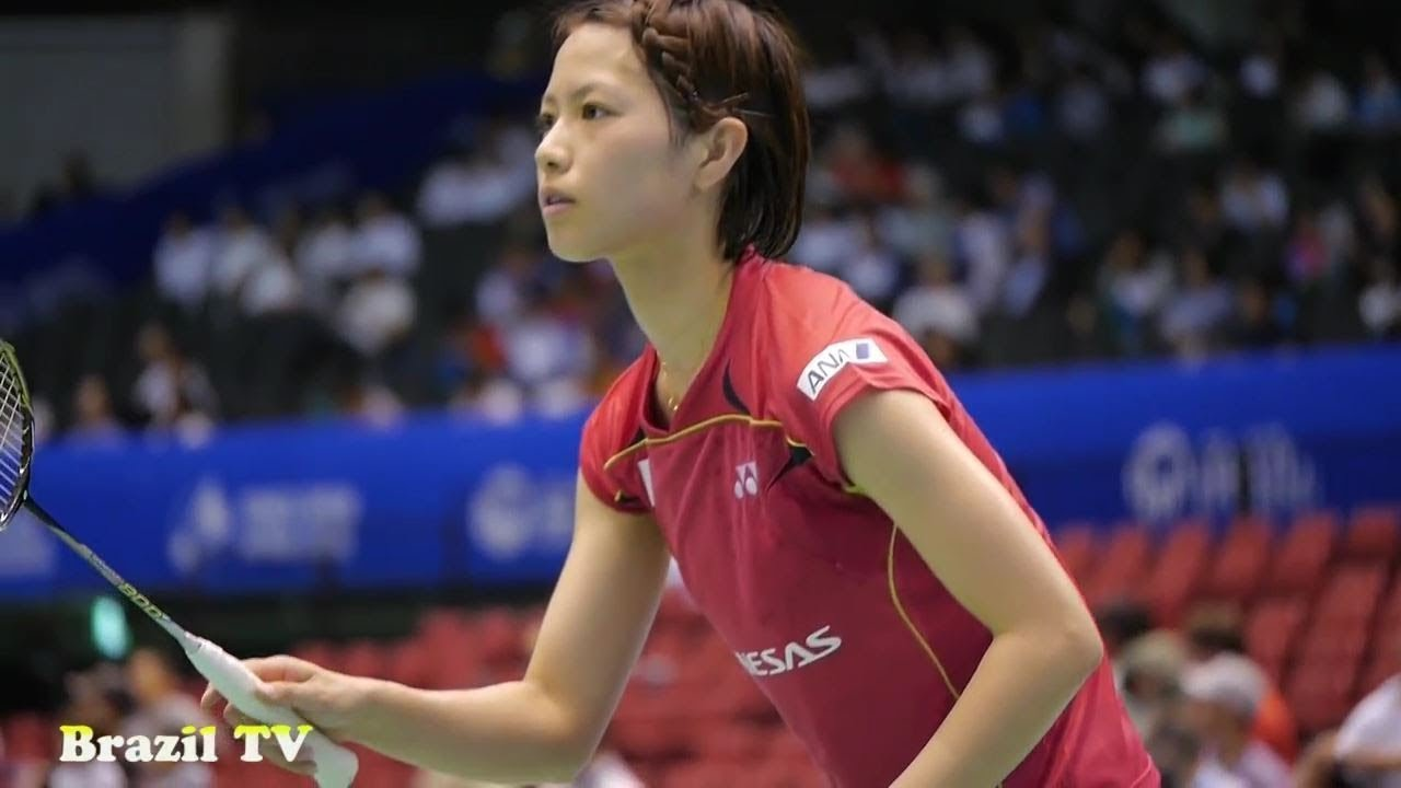 [Sport TV] Badminton WD pretty Player - Fukushima Yuki - YouTube