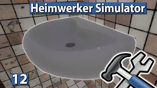 HEIMWERKER SIMULATOR 🛠 Omis altes Häuschen ► #12 House Flipper Beta deutsch german