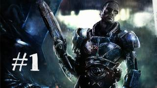 Mass Effect 3 - Gameplay Walkthrough w/Kinect - Part 1 - Character Creation (Xbox 360/PC/PS3)