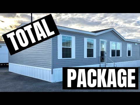 I Love This Mobile Home! Great Layout, Great Features, And Great Price. Home Tour