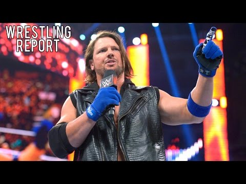 A.J. Styles' Next WWE Feud, Ryback's New Ring Name, Sheamus Not Happy in WWE - Wrestling Report
