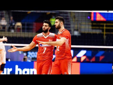 Finland-Turkey Highlights   European Championship Volleyball 2021