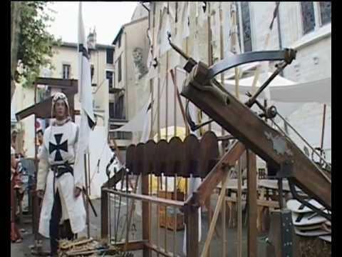 FETE MEDIEVALE VIENNE (Isère)-LES TEMPLIERS 1312-2012