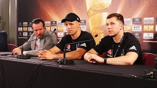 Mairis Briedis POST-FIGHT PRESS CONFERENCE after Glowacki CONTROVERSY