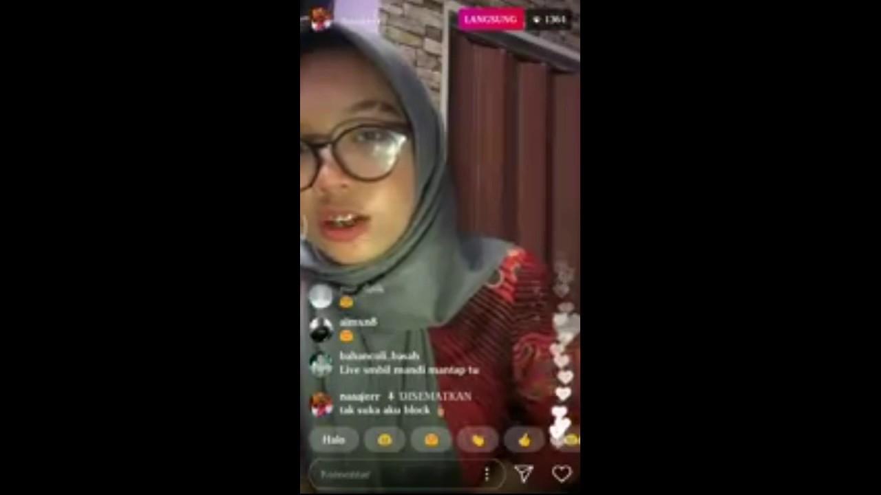 Download jilbab montok live instagram!!goyang paling mantap