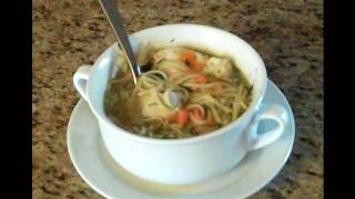 Quick And Easy Chicken Noodle Soup - Lynn's Recipes
