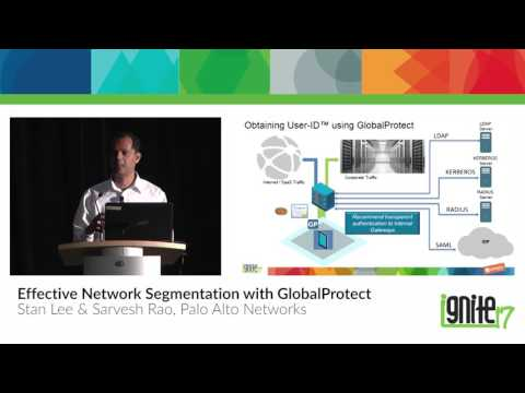Effective Network Segmentation with GlobalProtect