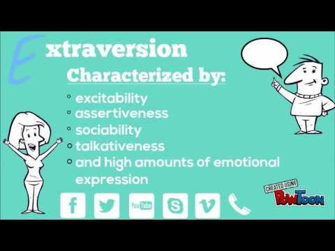 OCEAN Personality Traits - YouTube