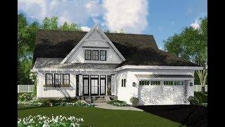 Architectural Designs Modern Farmhouse Plan 14676rk Virtual Tour