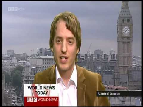 Martin Koehring on BBC World News - Greek PM meets French and German leaders