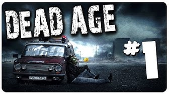 DEAD AGE Gameplay - Zombie Survival Management | Let's Play Dead Age Part 1? (PC)