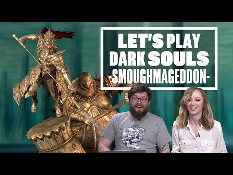 Let's Play Dark Souls Episode 14 -  SMOUGHMAGEDDON