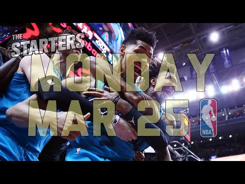NBA Daily Show: Mar. 25 - The Starters thumbnail