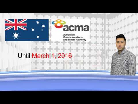 SIEMIC News - Australian ACMA RCM Labeling Requirements And Grandfathering