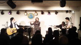 DAFFODIL/銀座MIIYA CAFE 2012/11/24- 雨のうたSCOTTISH RAIN
