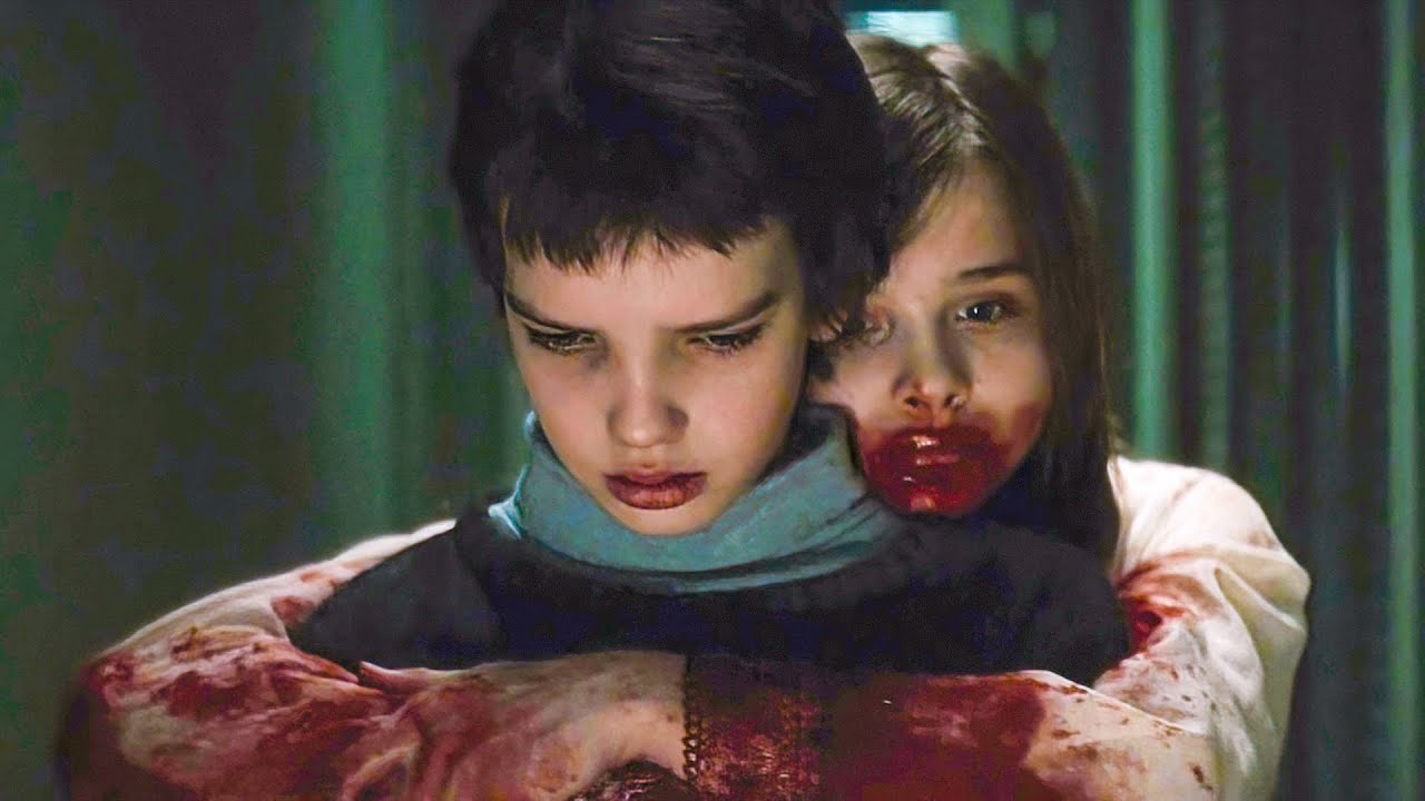 Download Bullied Boy Befriends a Young Female Vampire Who Lives in Secrecy With Her Guardian