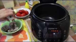 Домашние видео рецепты - вкусный минтай с помидорами в мультиварке(ИНГРЕДИЕНТЫ: 400 гр минтая, 300 гр помидоров, 1 луковица, 1-2 зубчика чеснока, лимонный сок, соль, перец, масло..., 2015-11-12T10:30:46.000Z)