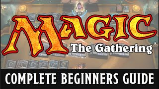 A beginners guide to 'Magic: the Gathering'