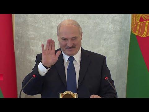 Лукашенко самоустранился. Ну