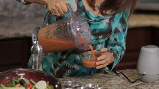 How To Make Tomato-based French Salad Dressing : Salad Dressing & Healthy Eating
