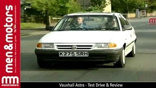 Vauxhall Astra - Test Drive & Review