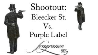 Shootout: Bleecker Street vs. Purple Label!