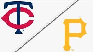 Minnesota Twins vs Pittsburgh Pirates | Full Game Highlights | 4/2/18