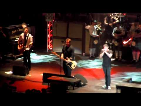 Dropkick Murphys Tessie Live Fenway Park 9/8/11