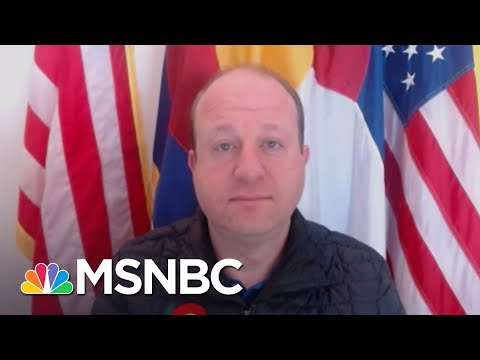 Colorado Gov. Polis: Boulder Shooting Is Evil That We've Seen In The Face | Andrea Mitchell | MSNBC