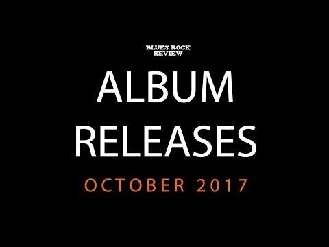 Album Releases: October 2017