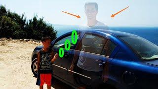 24 часа один на море?ТЕЛЕПОРТ папы в другой ГОРОД!Что скрывал Тима и как уехал один на машине.Часть2