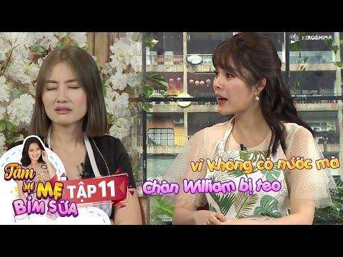 Tâm Sự Mẹ Bỉm Sữa |Tập 11:Dương Cẩm Lynh Bầu 4 Tháng Diễn Cảnh Nhảy Ghe, Rơi Xuống Sông Bị động Thai