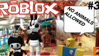 Bendy and Boris go to a WaterPark in ROBLOX! - BendyPlayz Roblox [3]